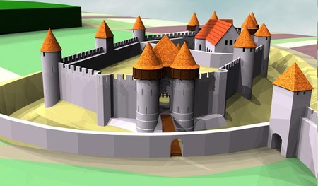 Forteresse Guiainville