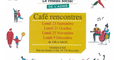 CAFE RENCONTRES ADMR