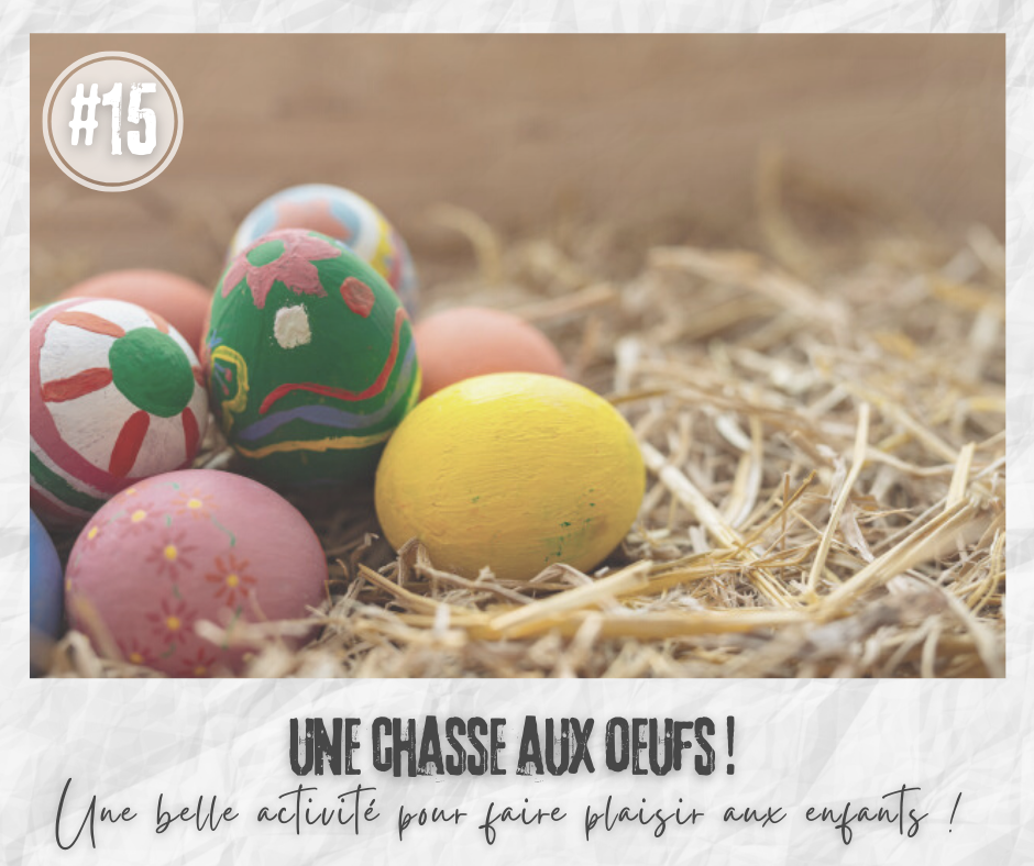 4 chasse aux oeufs