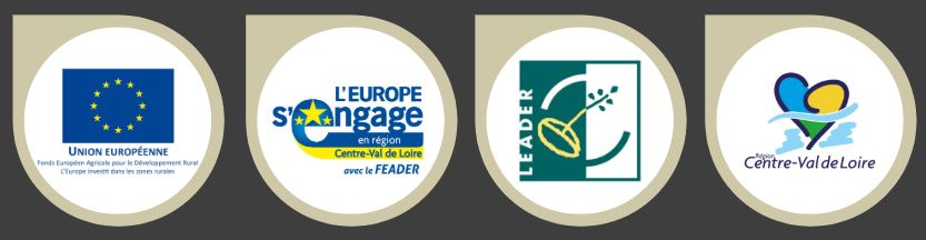 logo leader tourisme dreux