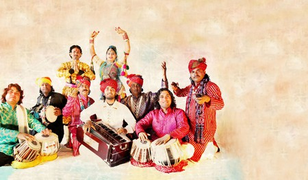 Concert de Dhoad Gypsies of Rajasthan